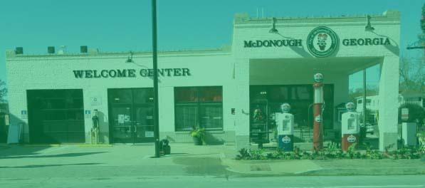 McDonough-GA-Welcome Center